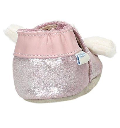 Robeez Chaussures pour bébé  (Or rose), Rose, pdp