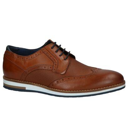 Coxx Borba Chaussures basses  (Cognac), Cognac, pdp