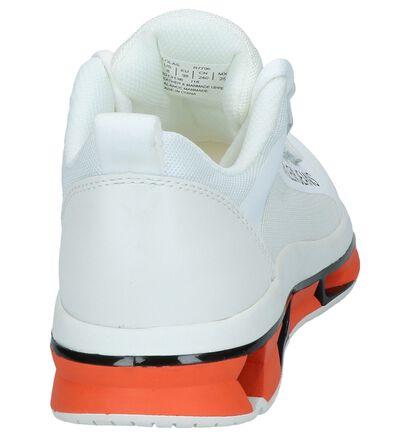 Witte Sneakers Calvin Klein Lolas , Wit, pdp