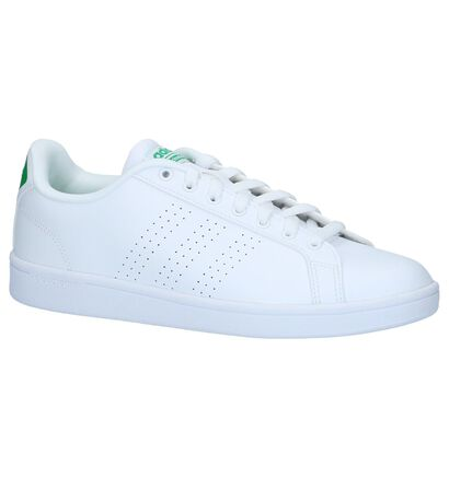 Witte Sneakers adidas CF Advantage CL, Wit, pdp