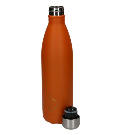 Chilly's Matte Oranje Drinkbus 750 ml (263827)
