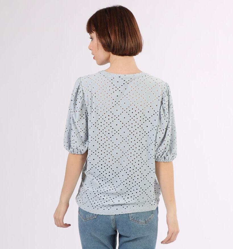 Vero Moda Columbia Blauwe T-shirt (296716)