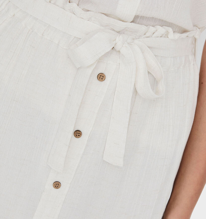 Vero Moda Jupe longue en Blanc (278786)