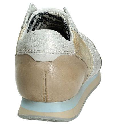 Mjus Beige Sneakers, Beige, pdp