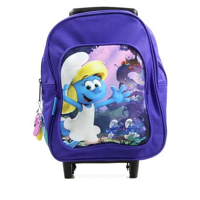 Smurfen Blauwe Trolley, Blauw, pdp