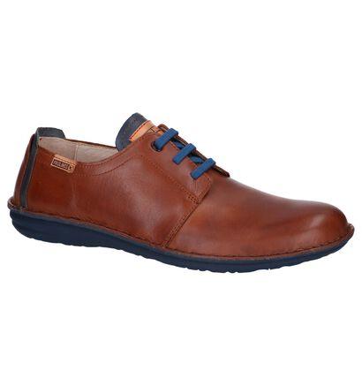 Pikolinos Chaussures basses en Cognac en cuir (256229)