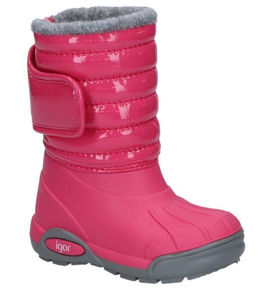 Igor Fuchsia Snowboots
