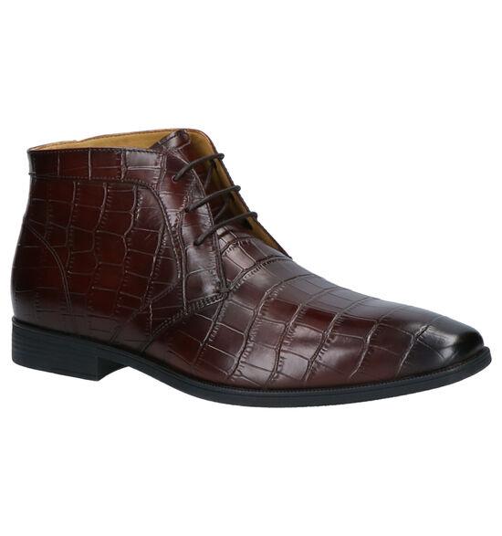 Steptronic Chaussures habillées en Brun foncé