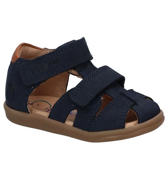 Shoo Pom Pika Scratch Sandales en Bleu