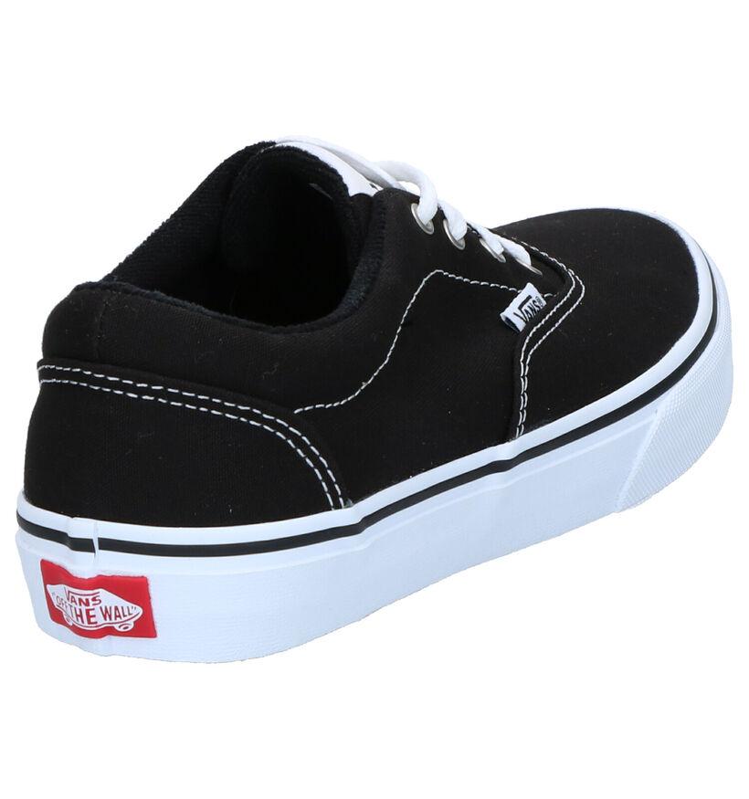 Doheny Baskets de skate en Noir en textile (266622)
