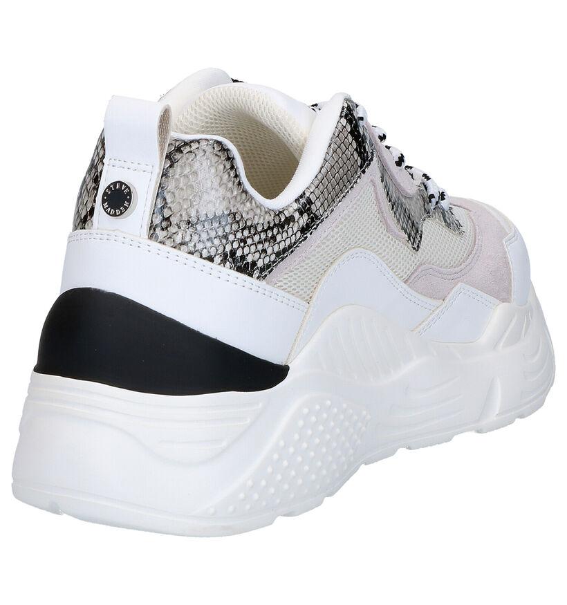 Steve Madden Antonia Roze Sneakers in kunstleer (267443)