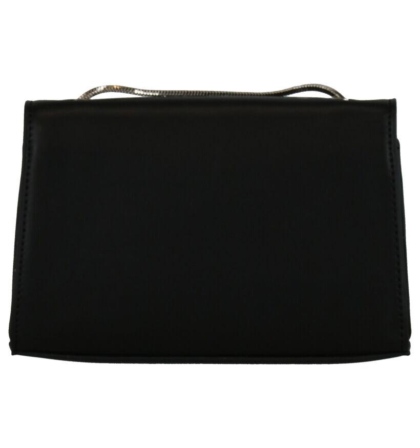 Seidenfelt Risor Sac Porté Croisé en Noir en simili cuir (272592)