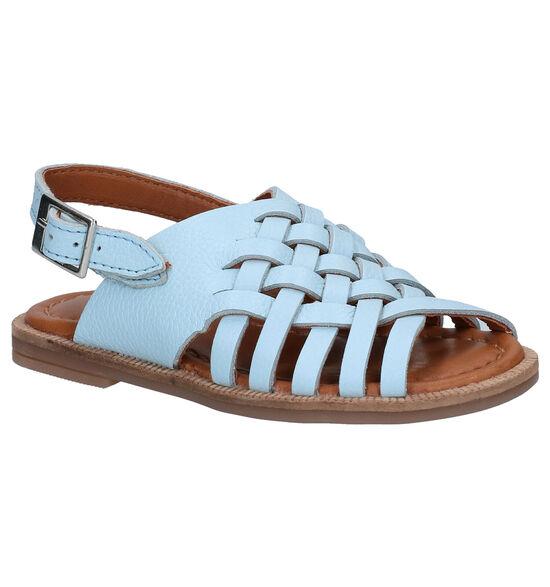 Clic! Sandales en Bleu clair