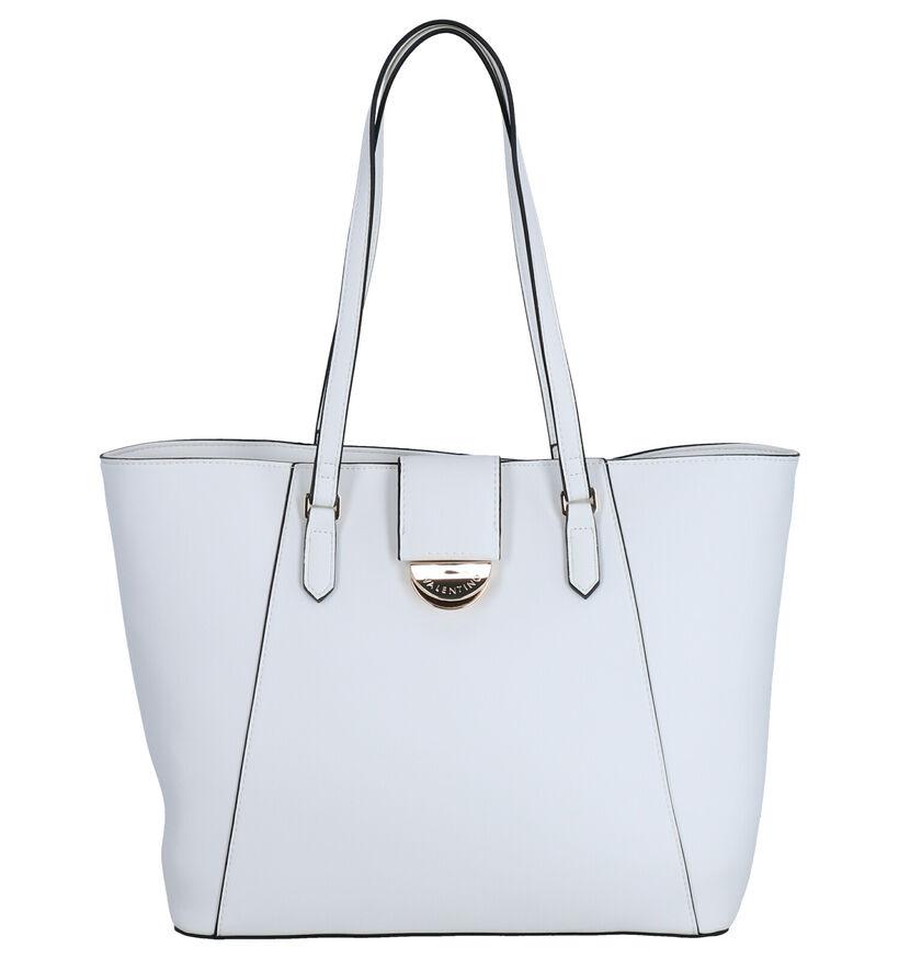 Valentino Handbags Falcor Cabas en Blanc en simili cuir (275771)
