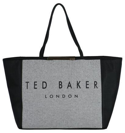 Zwarte Shopper Ted Baker Janiice in imitatieleer (251675)