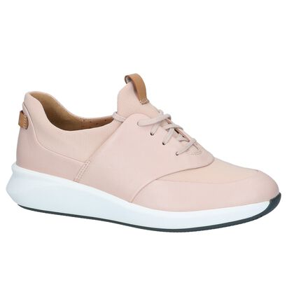 Clarks Chaussures à lacets  (Rose), Rose, pdp