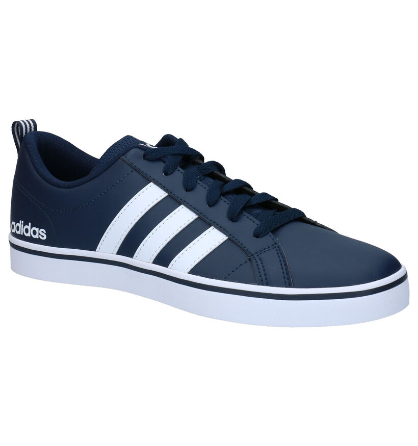 adidas VS Pace Baskets en Bleu en simili cuir (284844)