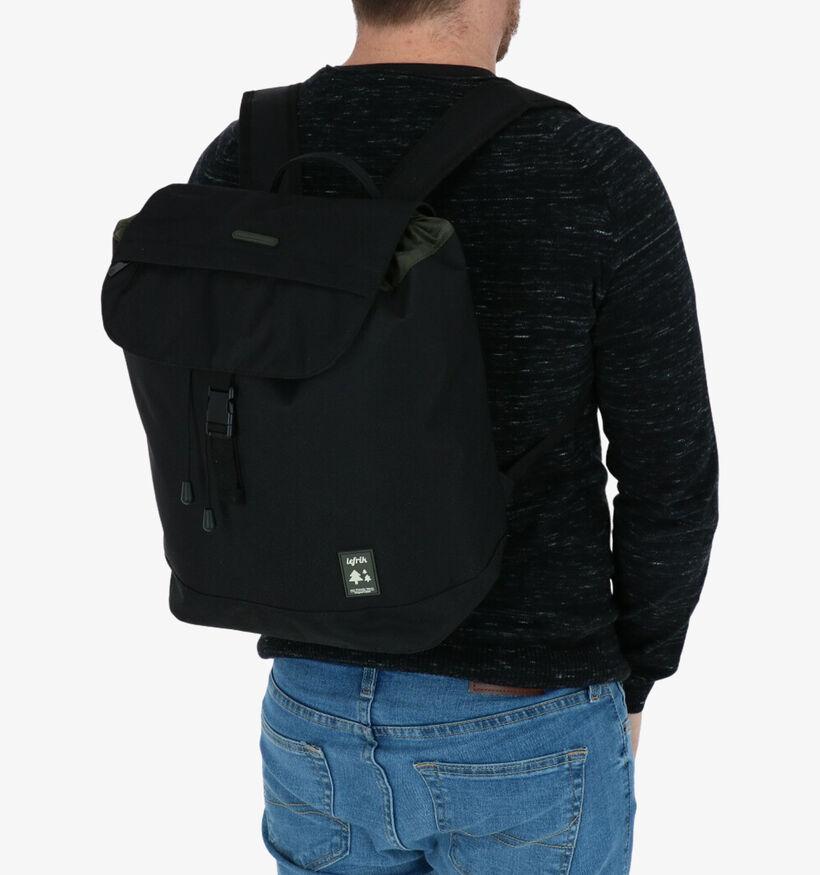 Lefrik SCOUT Sac à dos en Noir en textile (293586)