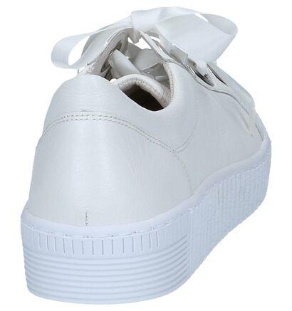 Witte Veterschoenen Gabor Best Fitting, Wit, pdp
