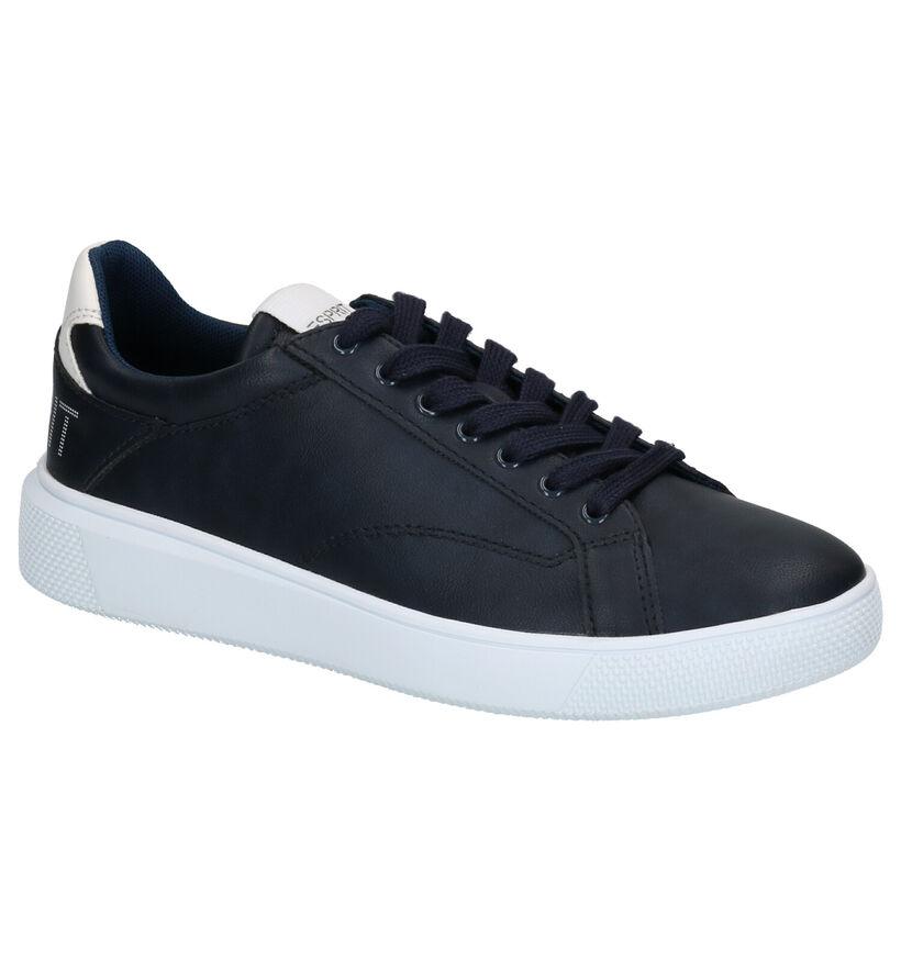 Esprit Darika Witte Sneakers in kunstleer (270258)