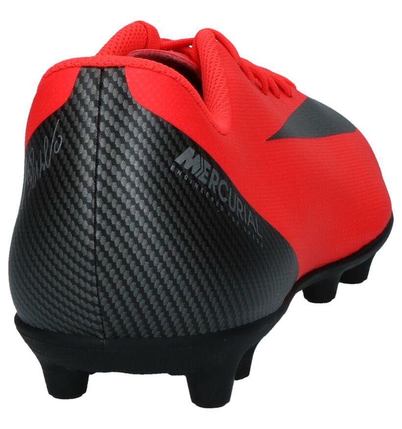 Fluorode Nike CR7 Vapor Voetbalschoenen met Noppen in kunstleer (235589)