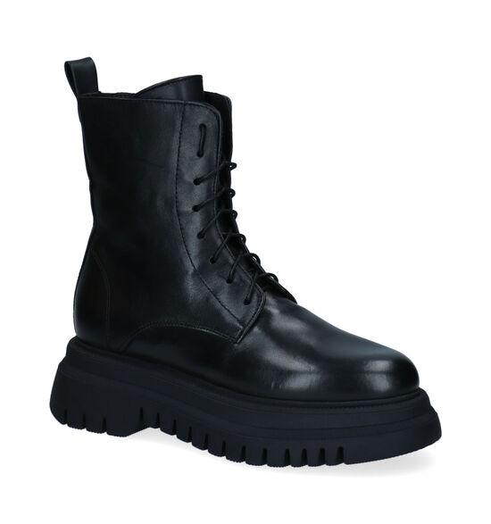 Sweet Lemon Saales Zwarte Boots
