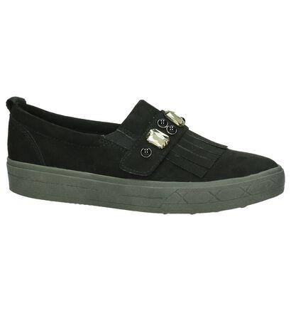 Tamaris Chaussures sans lacets  (Bleu foncé), Noir, pdp
