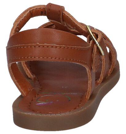 Shoo Pom Sandales de bain en Or en imitation cuir (247275)