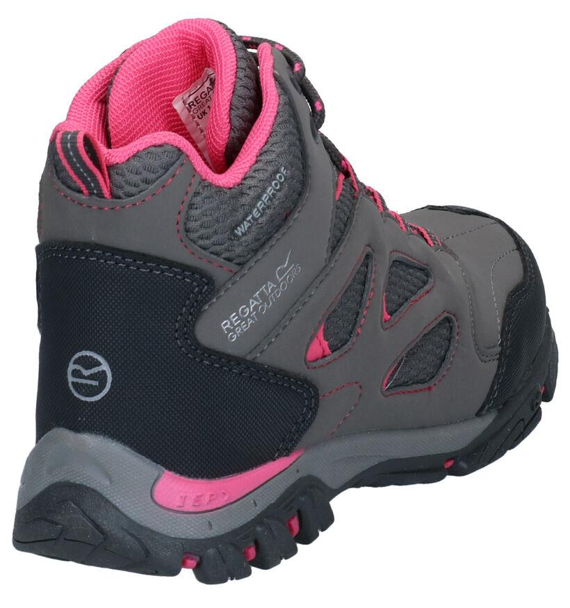 Regatta Holcombe Chaussures de randonnée en Gris en simili cuir (279003)