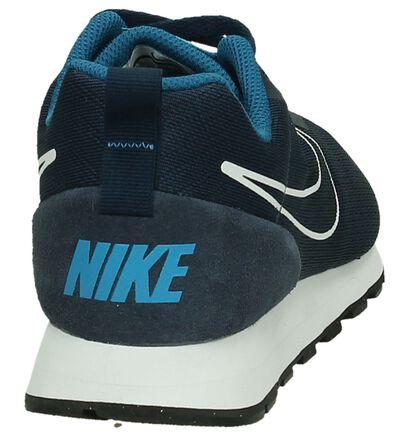 Nike MD Runner Sneaker Donkerblauw, Blauw, pdp