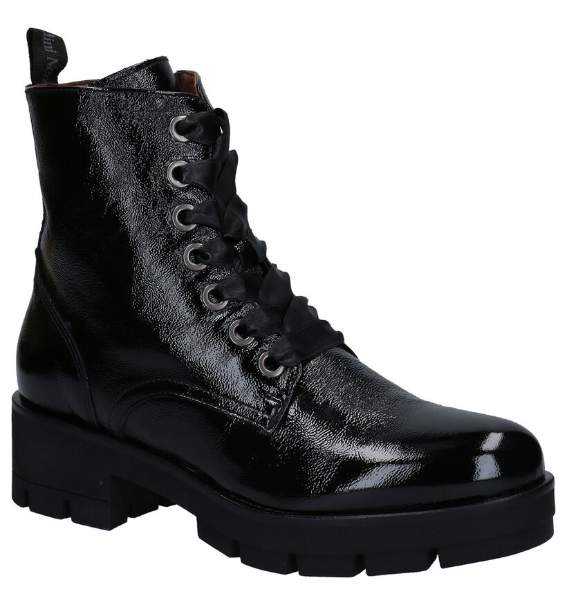 NeroGiardini Zwarte Boots in lakleer (283194)