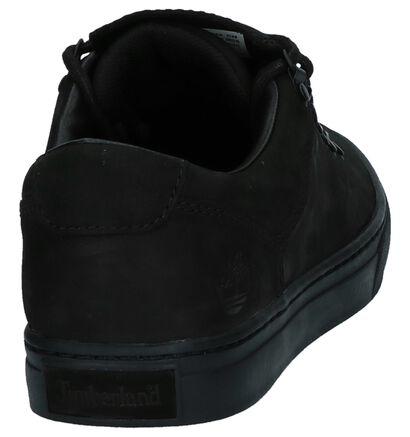 Timberland Cupsole Chaussures basses en Noir en cuir (222554)