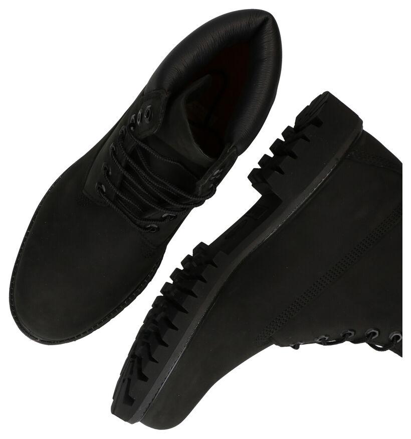 Timberland 6 Inch Premium Boot en Noir en nubuck (278956)