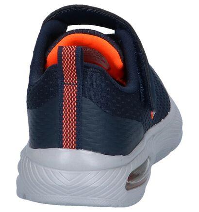 Donkerblauwe Sneakers Skechers Dyna-Air, Blauw, pdp