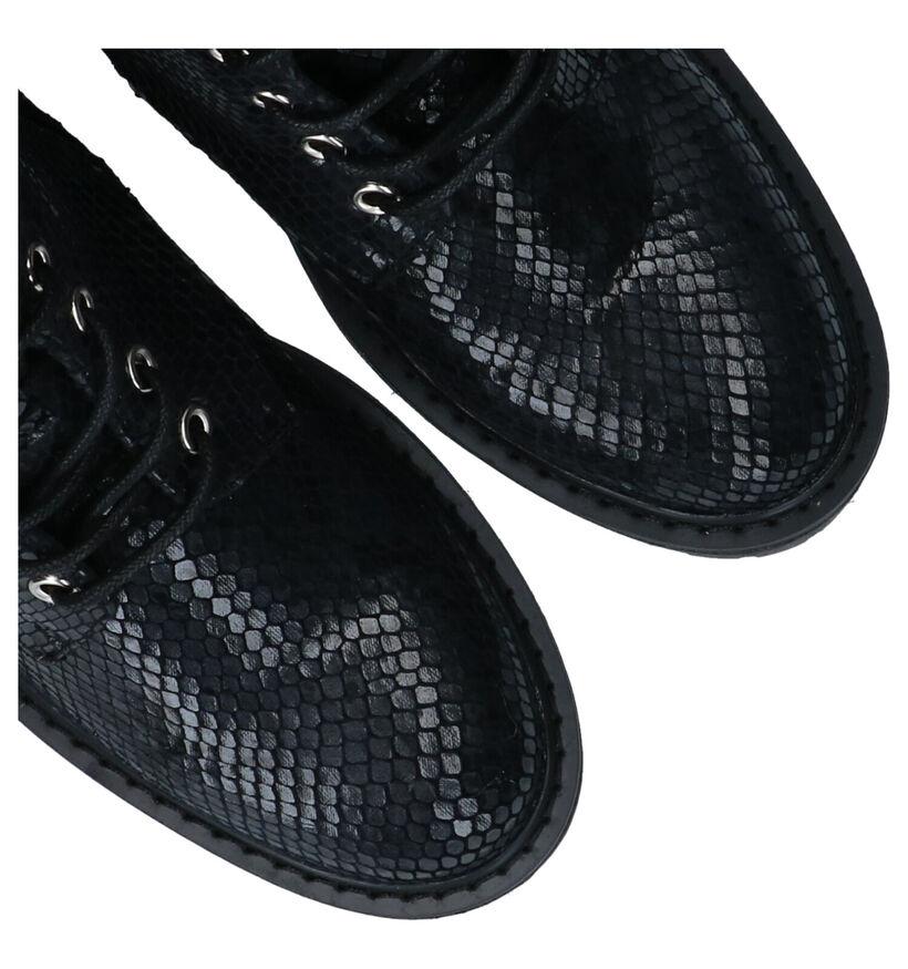 Youh! Bottines en Noir en simili cuir (278177)