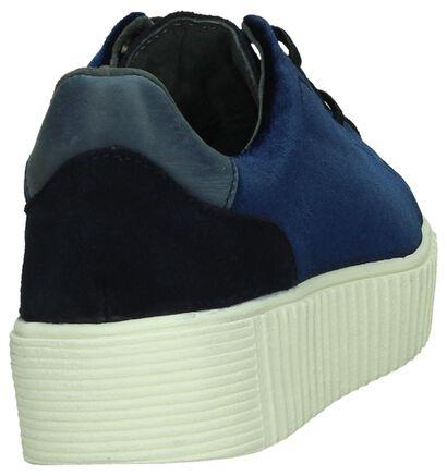 River Woods Baskets basses  (Bleu foncé), Bleu, pdp