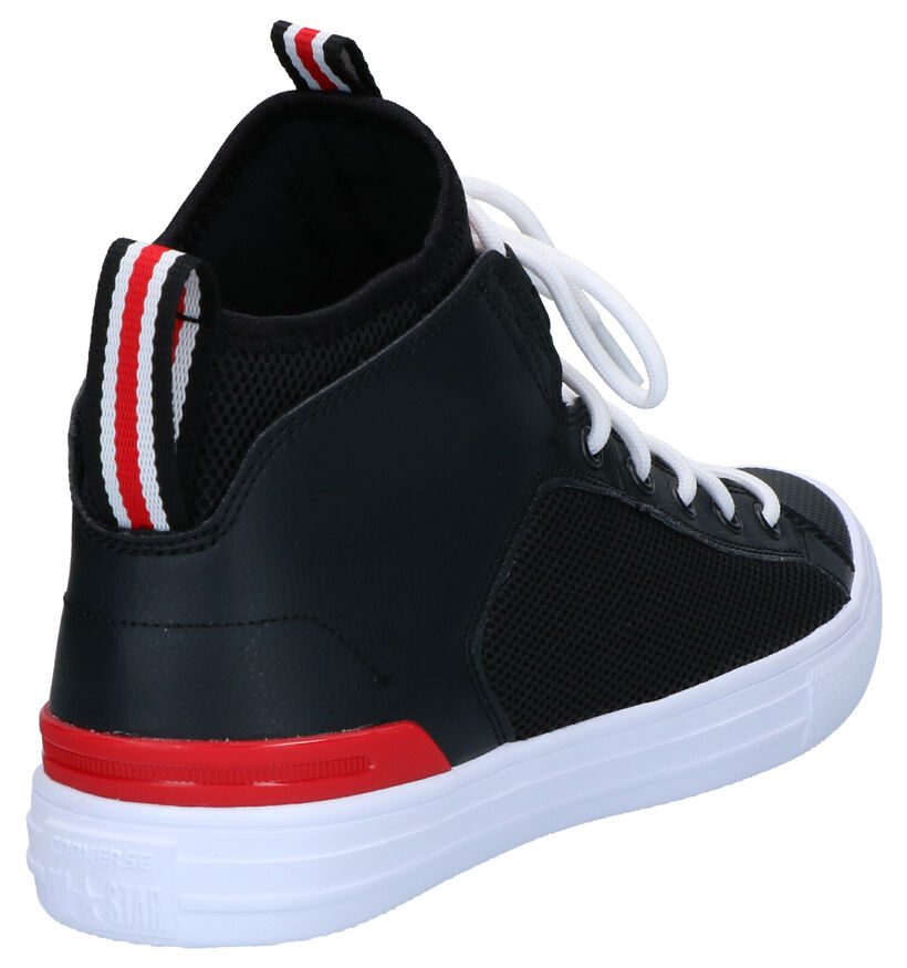 Converse Chuck Taylor All Star Ultra Zwarte Sneakers in stof (266459)
