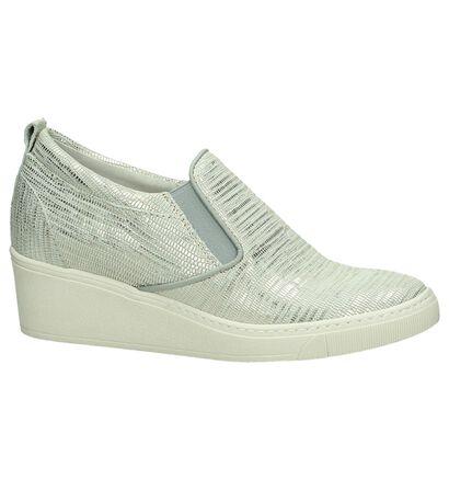 Via Roma Chaussures sans lacets  (Argent), Argent, pdp