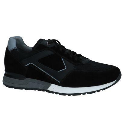 Zwarte Geklede Sneakers NeroGiardini, Zwart, pdp
