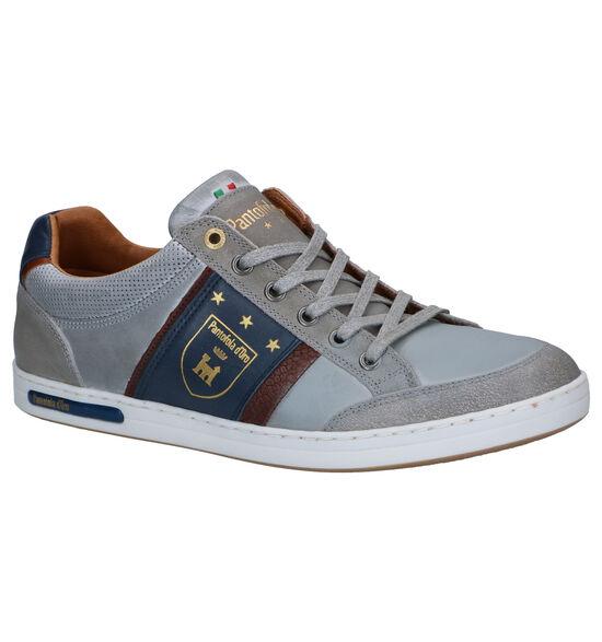 Pantofola d'Oro Mondovi Low Chaussures à lacets en Gris