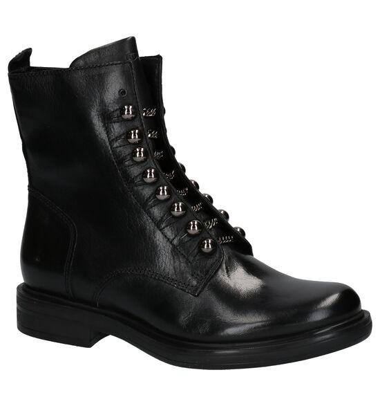 Mjus Zwarte Boots