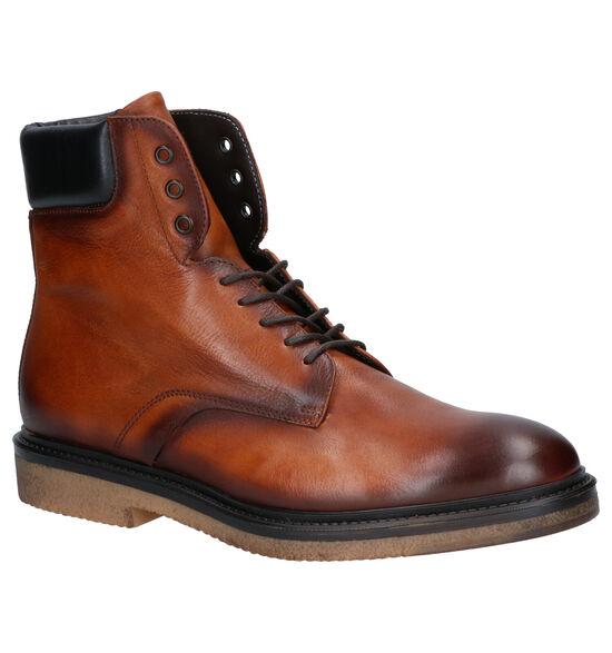 Giorgio Cognac Boots