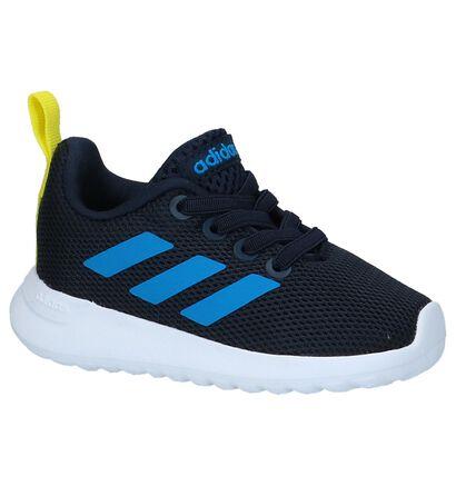 Blauwe Babysneakers adidas Lite Racer in stof (221817)