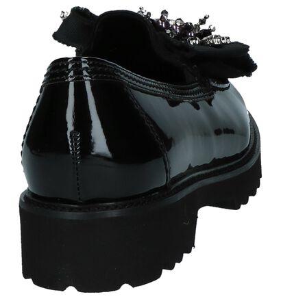 Gabor Mocassins en Noir en cuir (231252)