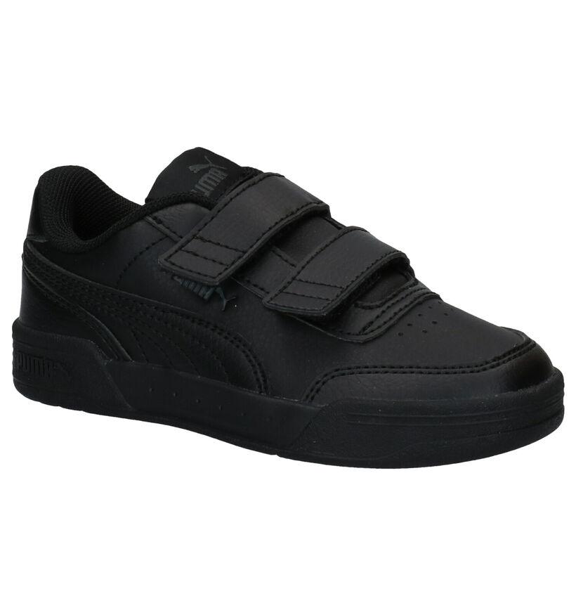 Puma Caracal Baskets en Noir en simili cuir (276756)
