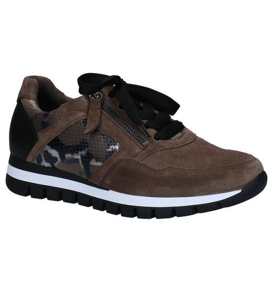 Gabor OptiFit Chaussures à lacets en Brun