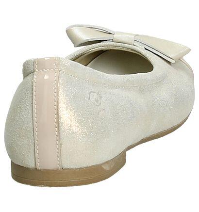 Rondinella Ballerina's Goud met Strik, Goud, pdp