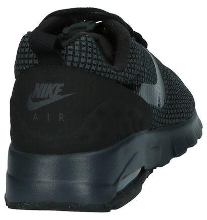 Zwarte Runner Sneakers Nike Air Max Motion in stof (205583)