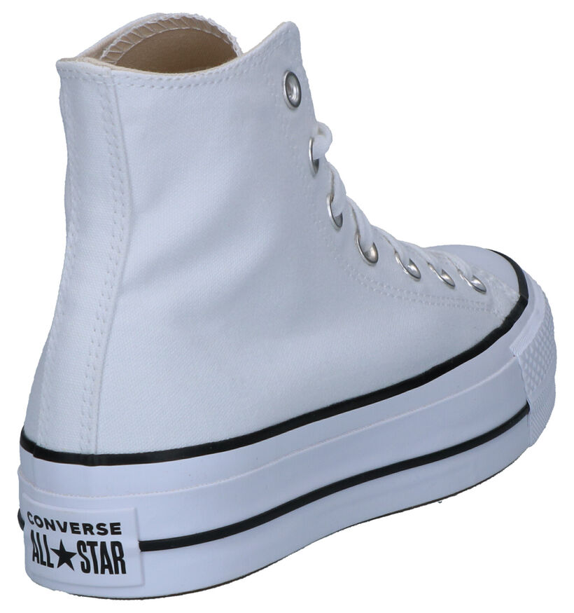 Converse AS Lift HI Sneakers en Blanc en textile (266480)