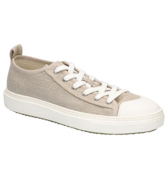 ZOURI Mahi Mahi Beige Sneakers